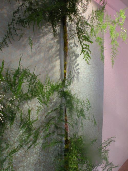 Installation pérenne   2,5mx2m